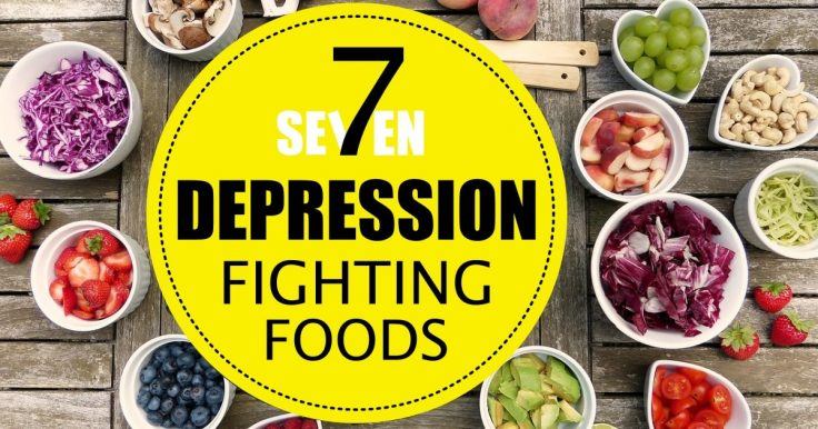 Depression Fighting Foods