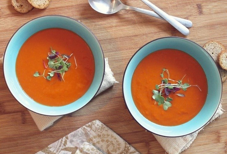 Lose 10 Pounds Fast With Delicious Soups