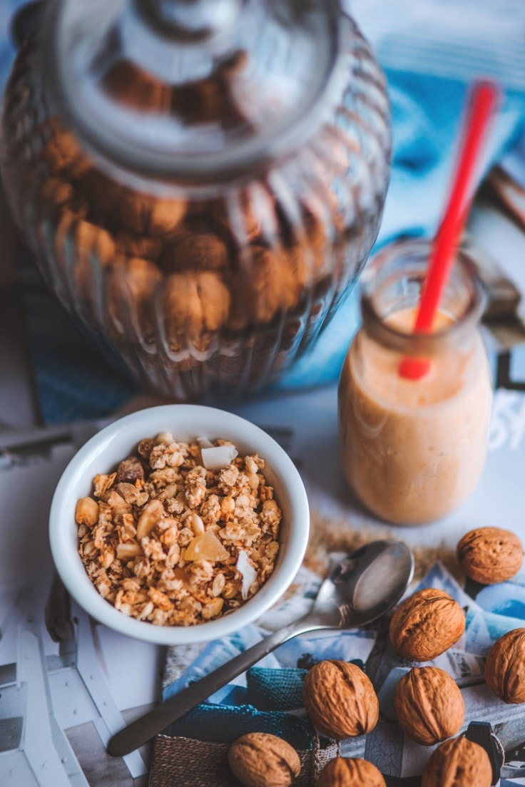 Lose 10 Pounds Fast With Hearty Nuts