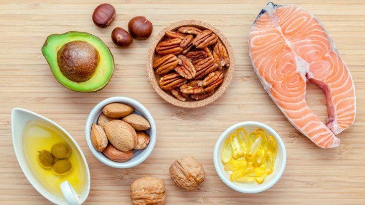 Mass Gain Meal Plan - Healthy Fats