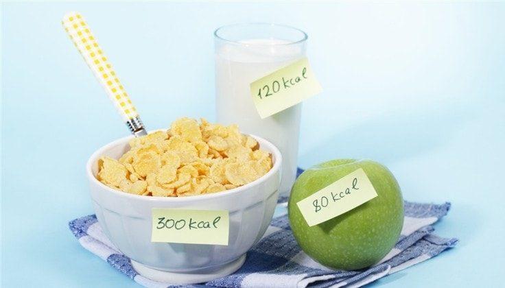 Mass Gain Meal Plan - Total Calories