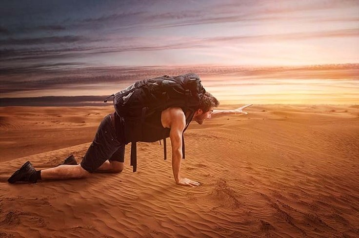 Survival Tips For Hiking - Heat Exhaustion