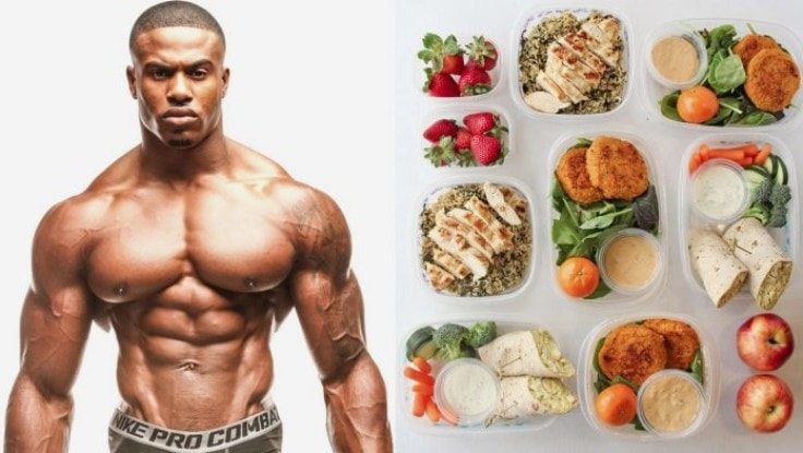 This Is How A Mass Gain Meal Plan Should Look Like