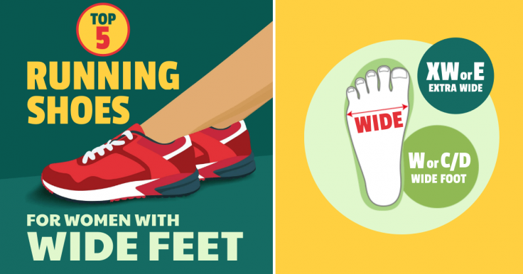 Top 5 Wide Width Shoes For Women