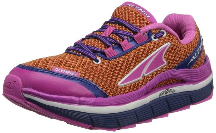 Wide Width Shoes For Women - Altra Olympus Trail