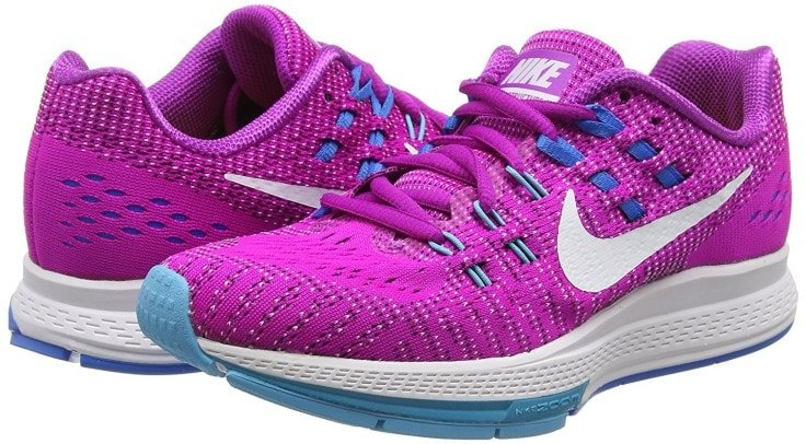 Wide Width Shoes For Women - Nike Air Zoom Structure 19