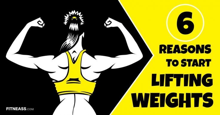 6 Reasons To Start Weightlifting For A Healthier Body