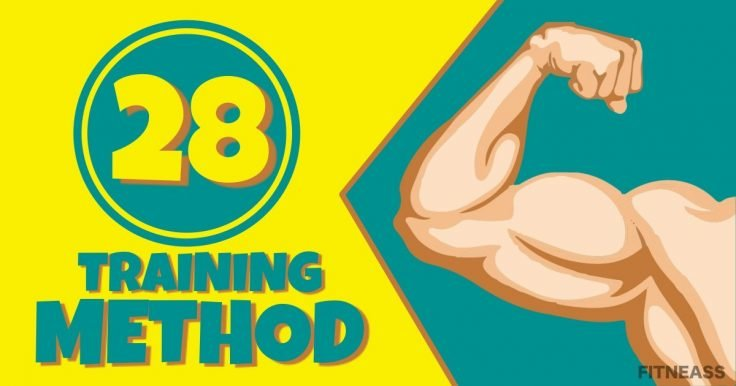 Build Muscles Using The 28 Bodybuilding Training Method