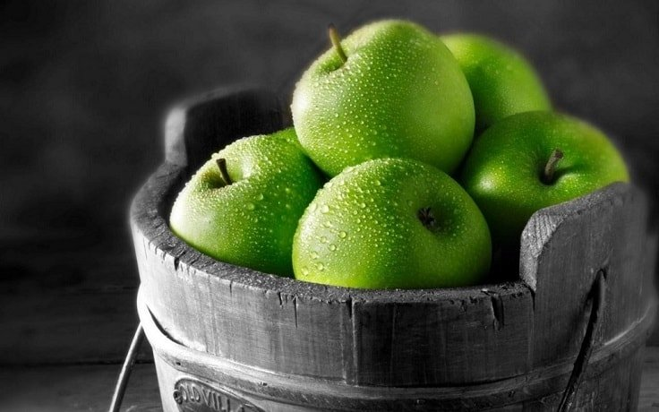 Burn Fat Fast - Apples