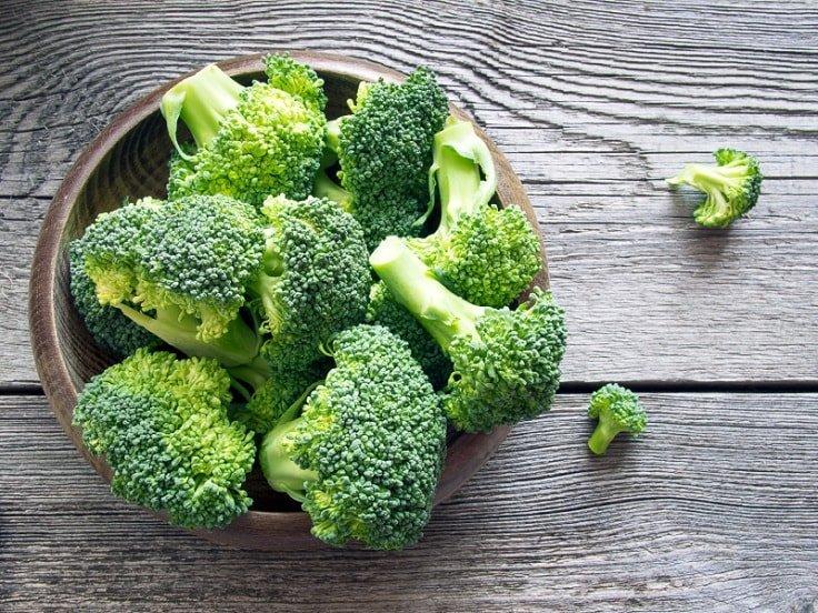 Burn Fat Fast - Broccoli