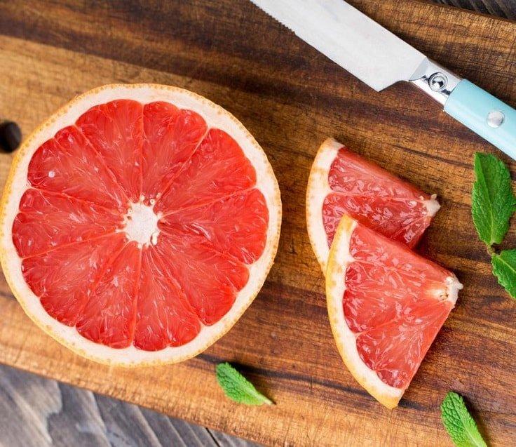 Burn Fat Fast - Grapefruit