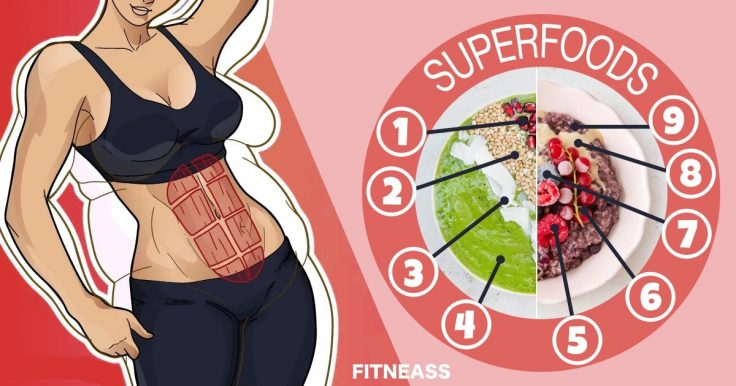 Burn Fat Fast With These 9 Amazing Natural Superfoods