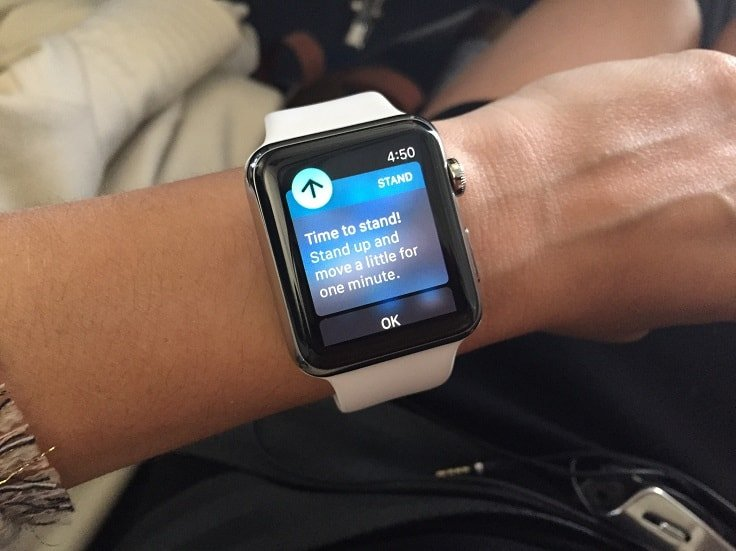 Smartwatches - Workout Remainder