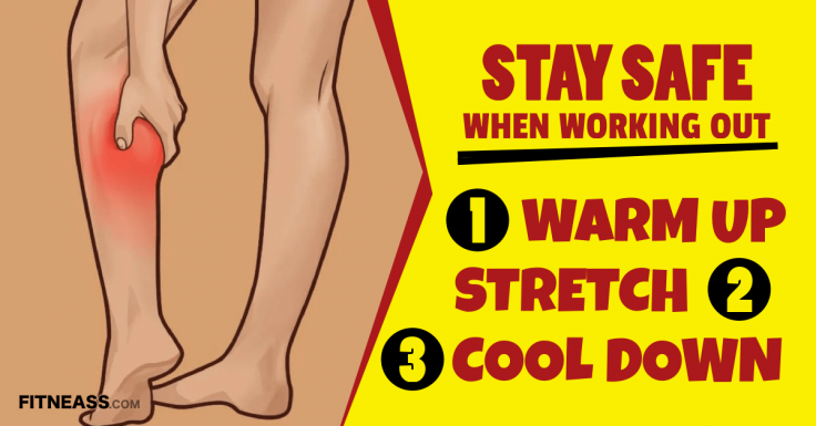 Stay Safe While Working Out
