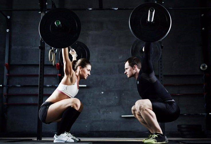 Weightlifting - Better Control Over Your Body