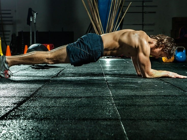Eliminate Back Fat - Take Advantage Of Planks