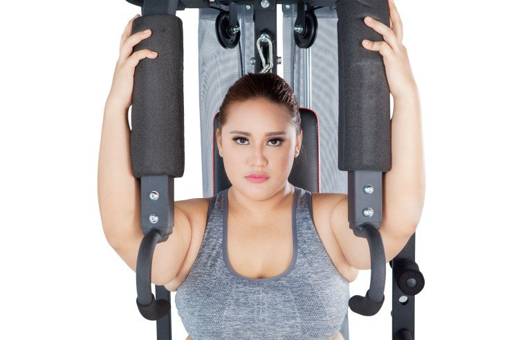 How To Exercise Safely When You're Overweight - Start In The Gym