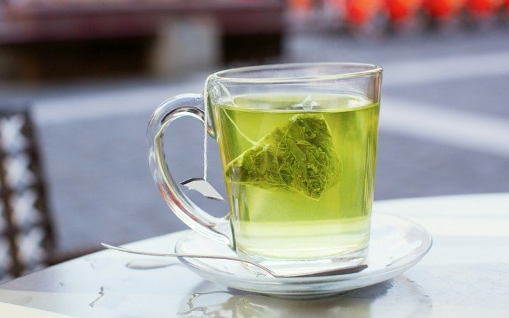 Office Health Tips - Drink Green Tea