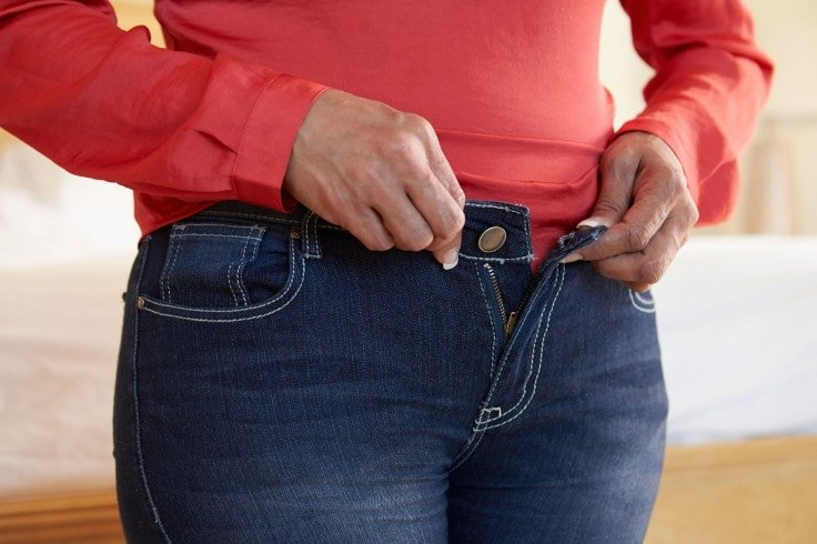 Right Clothes For Weight Loss - Wear A Belt