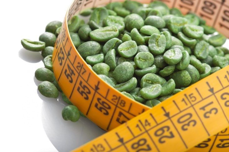 Weight Loss Ingredients - Green Coffee Beans Extract