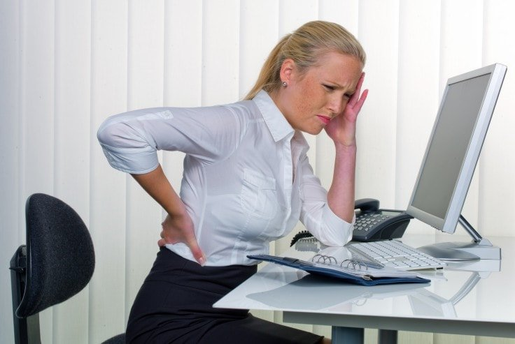 You Might Suffer From Back Pain If You Cross Your Legs When Sitting