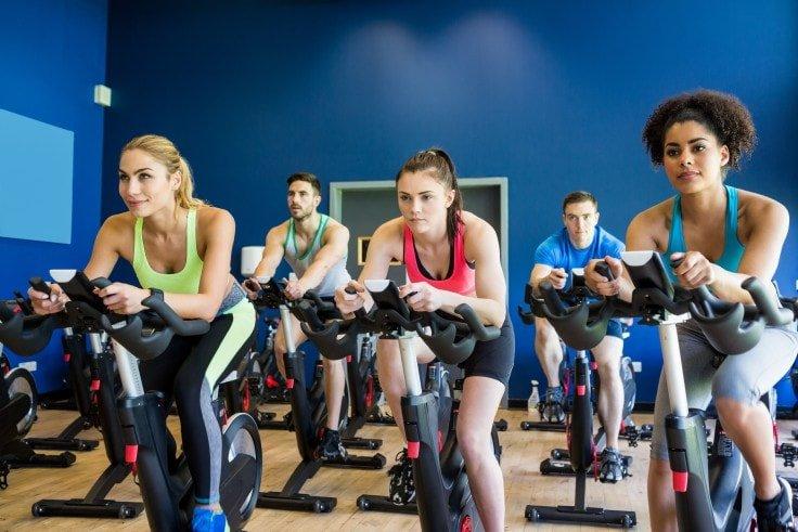 Spin Class Benefits - Great Indoor Sport