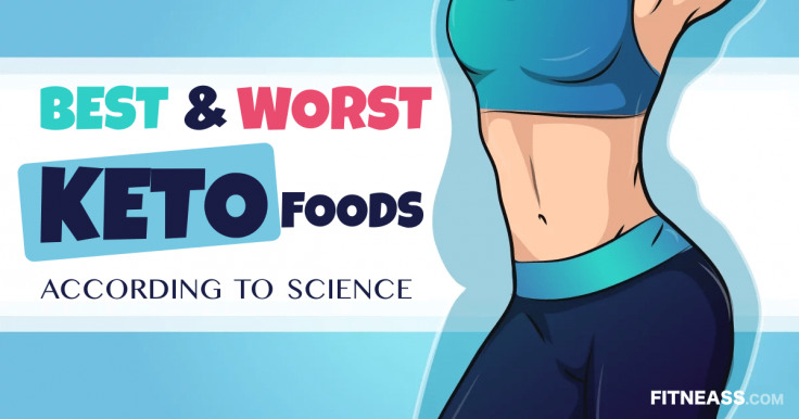 Best And Worst Keto Foods