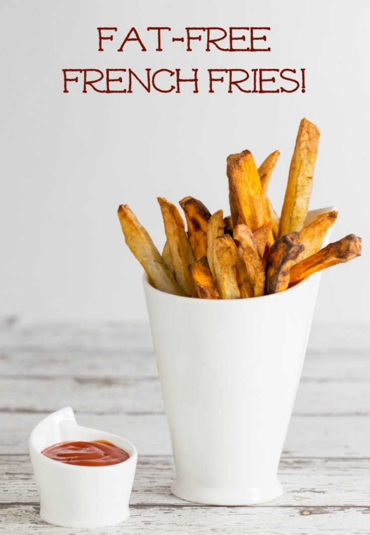 Healthy French Fries Recipes - Fat Free French Fries