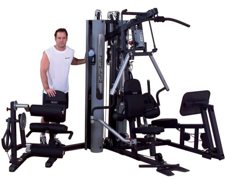 Top Home Fitness Equipments - Bi-Angular Gym