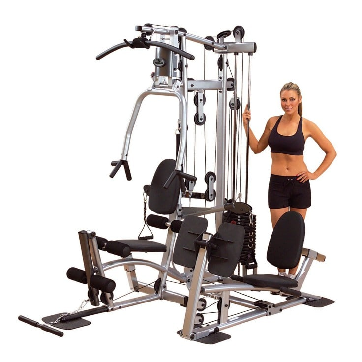 Top Home Fitness Equipments - Powerline Home Gym
