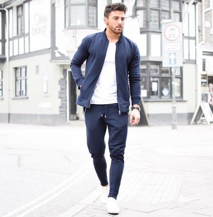 Athleisure Look For Men