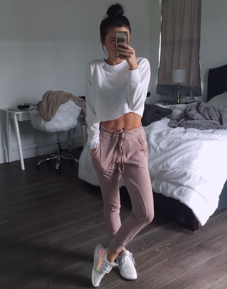 Athleisure Look For Women