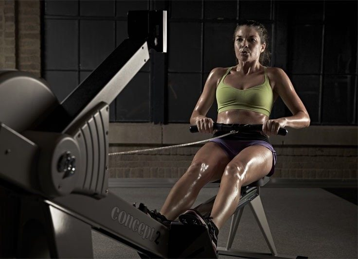 Best Cardio Workouts To Lose Weight Fast - Indoor Rowing