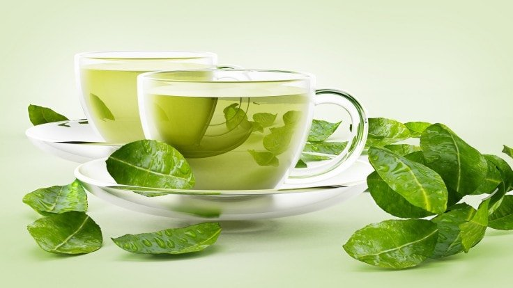 Best Diet Drinks - Green Tea