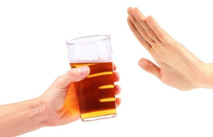 Avoid Alcohol To Start Burning Belly Fat Naturally