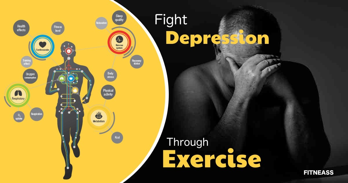 How To Get Out Of Depression Through Regular Exercise