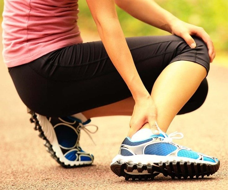 Reasons Why Your Workout Hurts - Sharp Pains
