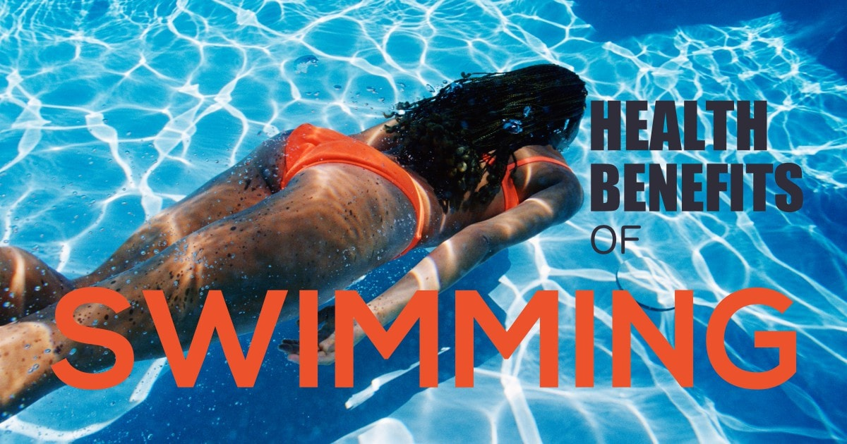 The Not-So-Surprising Health Benefits Of Swimming