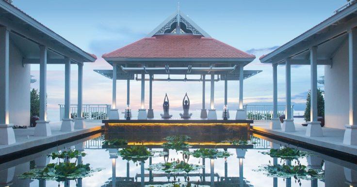 Best Wellness Retreats - Amatara Yoga in Phuket
