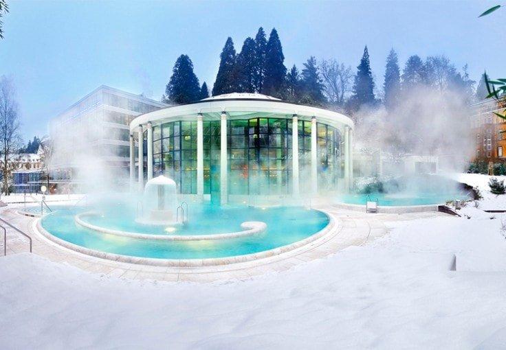 Best Wellness Retreats - Baden-Baden Spa In Germany