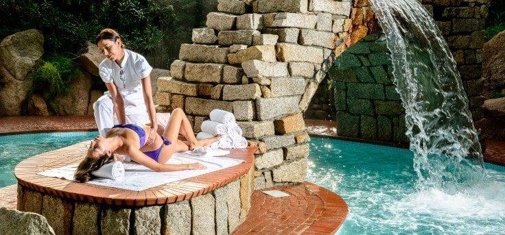 Best Wellness Retreats - Forte Village in Italy