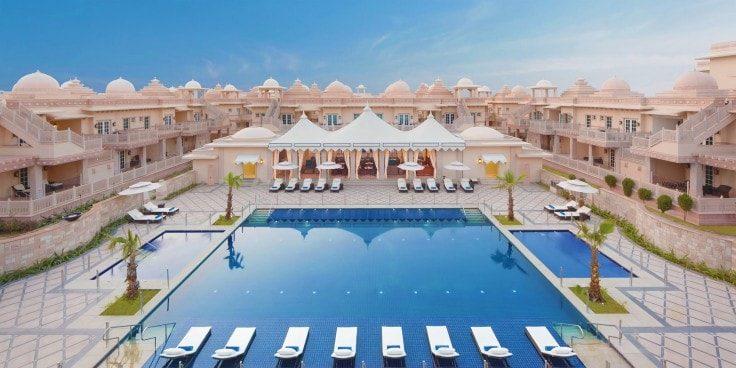 Best Wellness Retreats - Grand Bharat Spa Resort in India