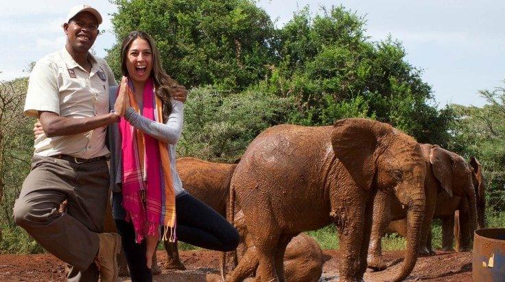 Best Wellness Retreats - Love Yoga Safari in Kenya