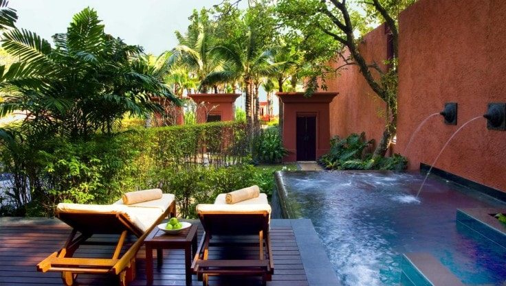 Best Wellness Retreats - The Barai in Thailand