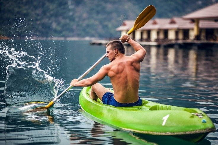 Fun Sports To Lose Weight - Kayaking