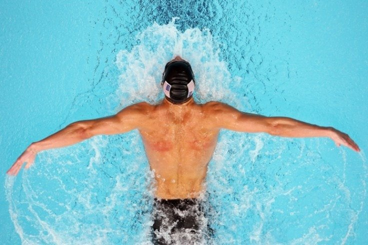 Fun Sports To Lose Weight - Swimming