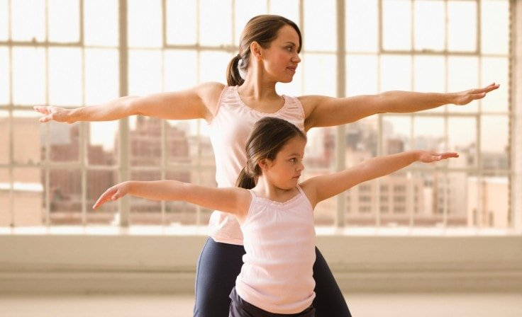 How To Combat Childhood Obesity - Exercise With Your Kids
