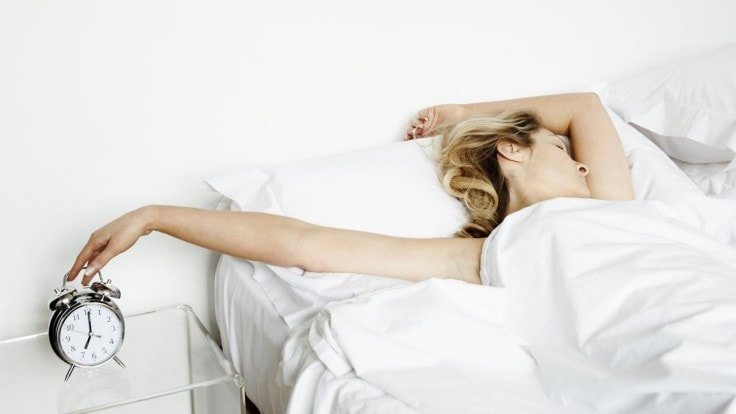 Why You're Not Losing Weight - Not Sleeping Enough