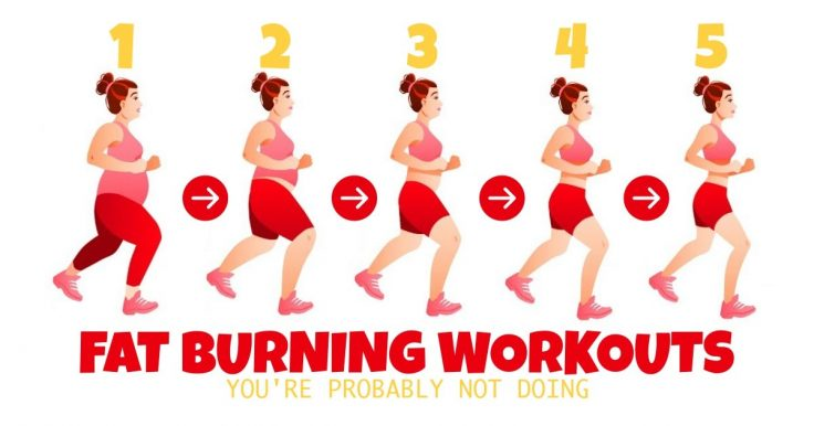 5 Intense Fat Burning Workouts You're Probably Not Doing