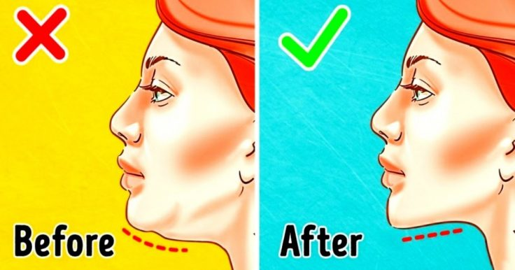 8 Best Facial Exercises To Lose Weight In Your Face